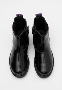 Tommy Hilfiger - Kotníkové boty - black - 3