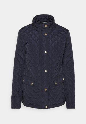 INSULATED COAT - Light jacket - dark navy
