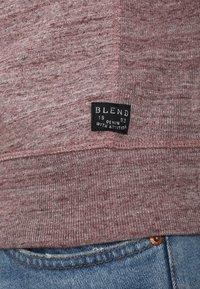 Blend - Sweatshirt - wine red - 5