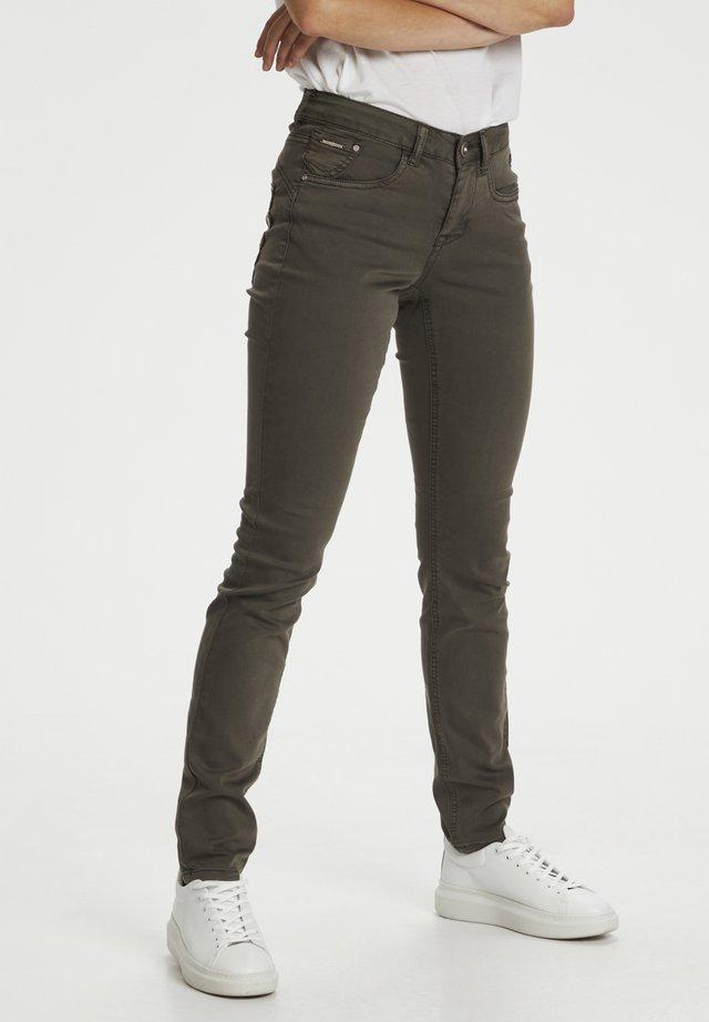 LOTTECR - Slim fit jeans - sea turtle