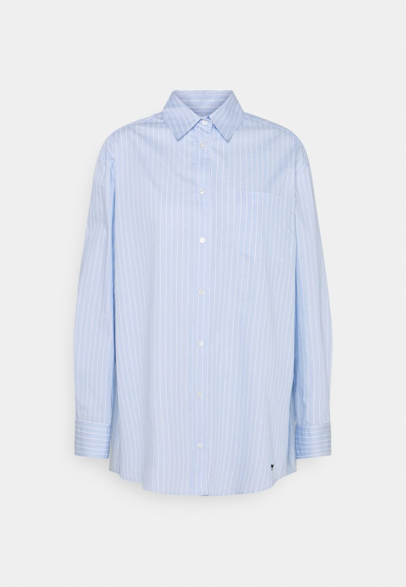 WEEKEND MaxMara - MAROSO - Button-down blouse - azurblau