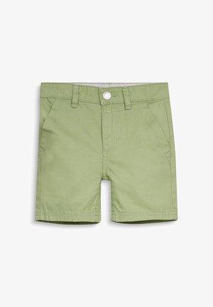 WOVEN SHORTS - Shorts - pastel green