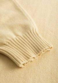 ORSAY - Jumper - pale yellow - 3