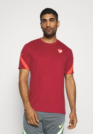 TÜRKEI  - National team wear - red crush/habanero red