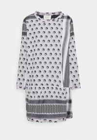 CECILIE copenhagen - DRESS YIN - Vapaa-ajan mekko - black - 4