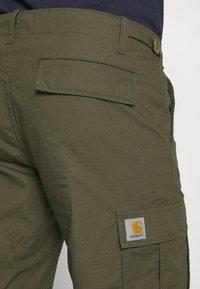 Carhartt WIP - AVIATION COLUMBIA - Shorts - cypress rinsed - 5