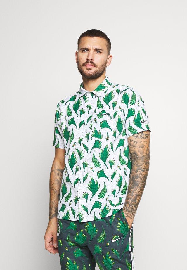 NFF NIGERIA  - Hemd - white