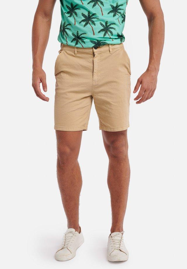 JACK - Shorts - beige