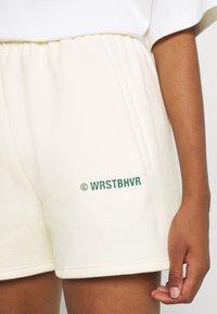 WRSTBHVR - JUNE SHORTS - Short - creme - 5