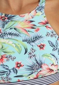 Esprit - SOUTH BEACH PADDED - Bikini top - turquoise - 6