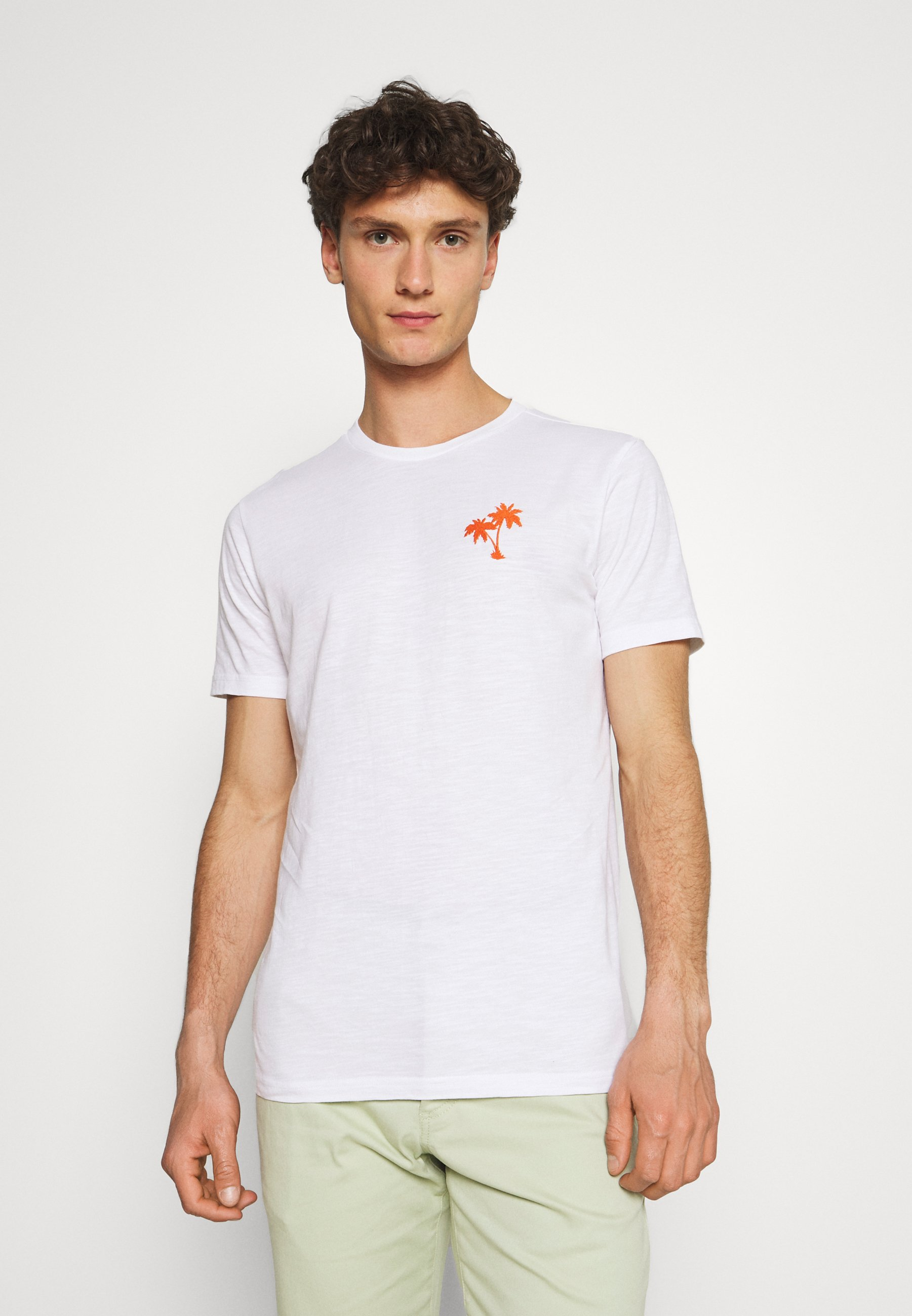 Men ALDER SLUB TEE - Print T-shirt