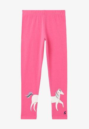 EMILIA LUXE - Leggings - Trousers - reines rosa