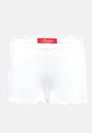 Boxer shorts - white