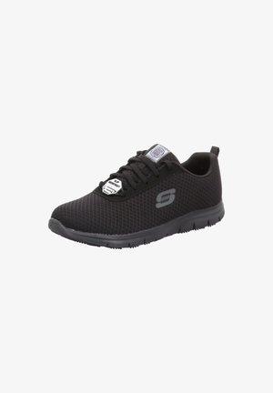 WORK GHENTER - Sneakers laag - blkblack