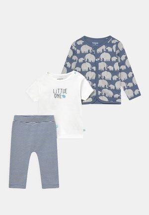 SET - Print T-shirt - blue