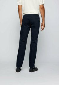 BOSS - MAINE - Slim fit jeans - dark blue - 2