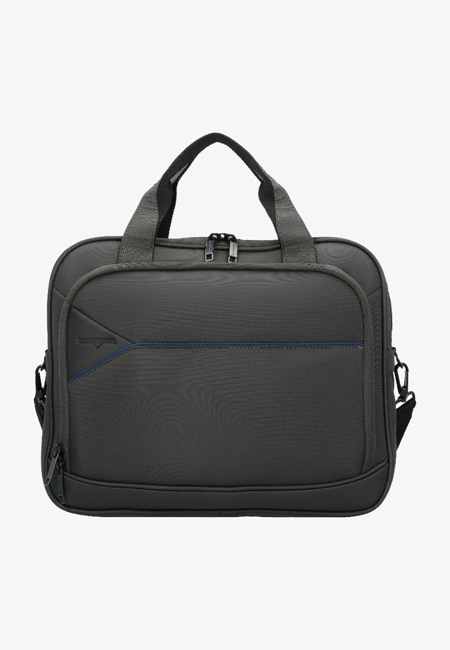 SKYLINE  - Briefcase - ivy dark blue