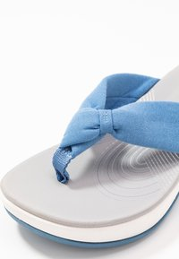 Cloudsteppers by Clarks - ARLA GLISON - T-bar sandals - mid blue - 2