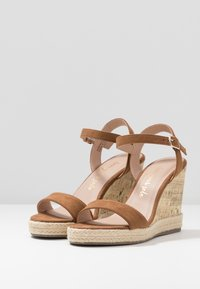 New Look - PERTH - Sandály na vysokém podpatku - tan - 4