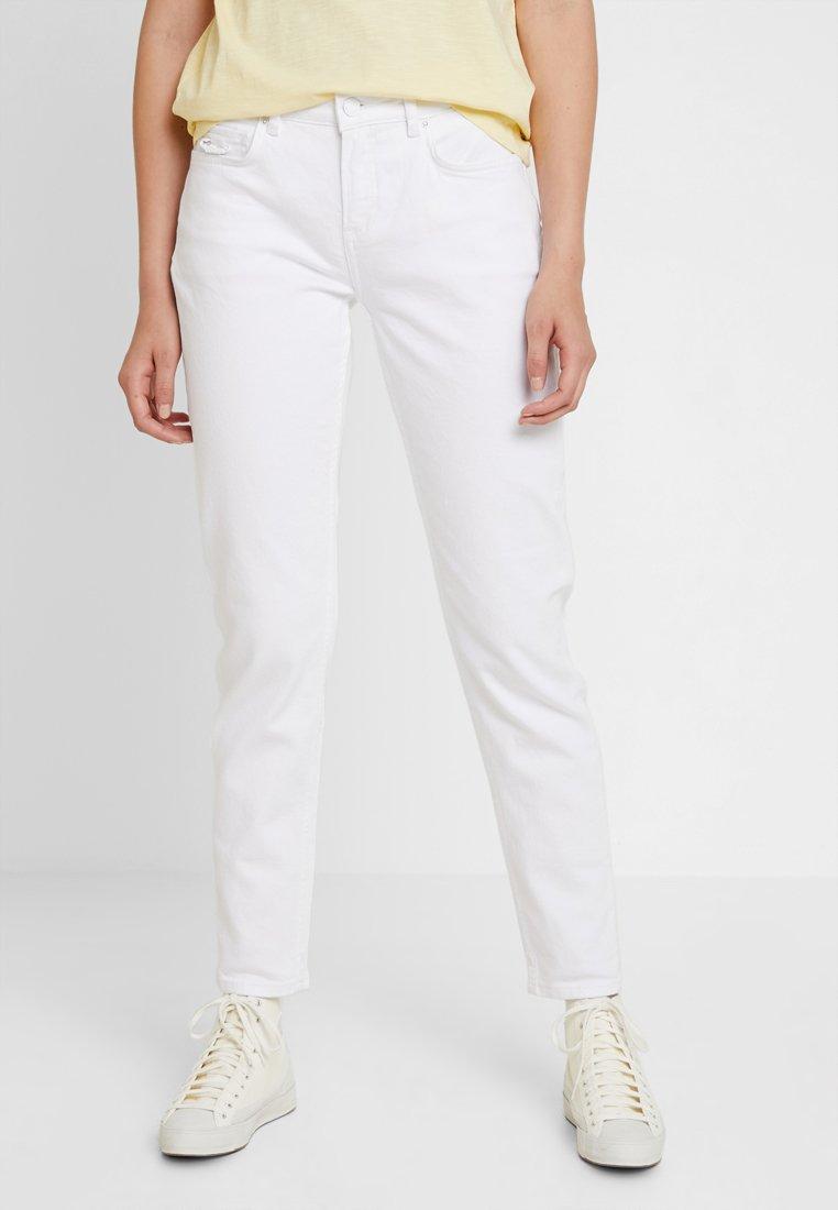 Scotch & Soda - THE KEEPER - Jeans slim fit - white