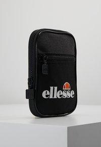 Ellesse - TEMPLETON - Skuldertasker - black/charcoal marl - 5