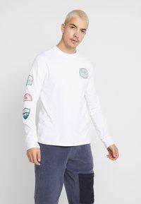 Penfield - STORRS - Pitkähihainen paita - white - 0