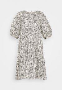 LINE DRESS - Day dress - egret