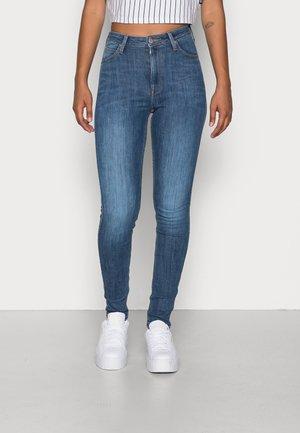 IVY - Jeans Skinny Fit - blue denim