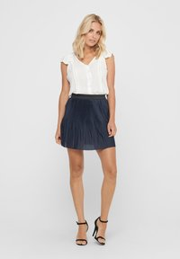 JDY - A-line skirt - sky captain - 1