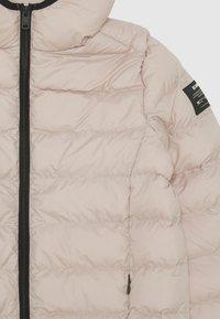 Ecoalf - JACKET KIDS UNISEX - Winter jacket - dusty pink - 2