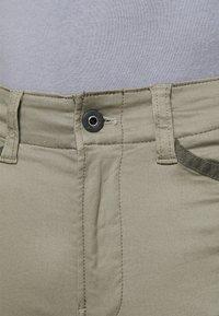 G-Star - ZIP 3D CARGO - Cargo trousers - bracket superstretch - 4