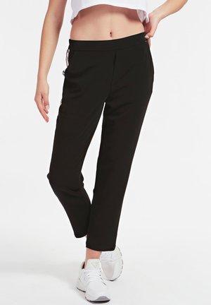SEITENSTREFEN MIT - Pantalon de survêtement - schwarz