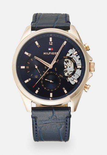 BAKER - Cronografo - blue