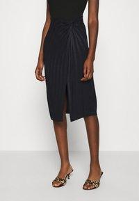 Guess - GALENE - Pencil skirt - jet black - 0