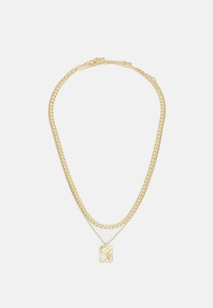 NECKLACE BATHILDA 2 PACK - Collar - gold-coloured