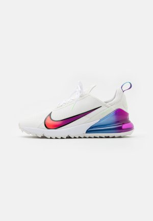 AIR MAX 270 OLYMPICS - Golfsko - metallic summit white/black/oracle aqua/vivid purple/white/vapor green