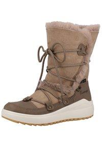 Kastinger - Snowboots  - mud - 2