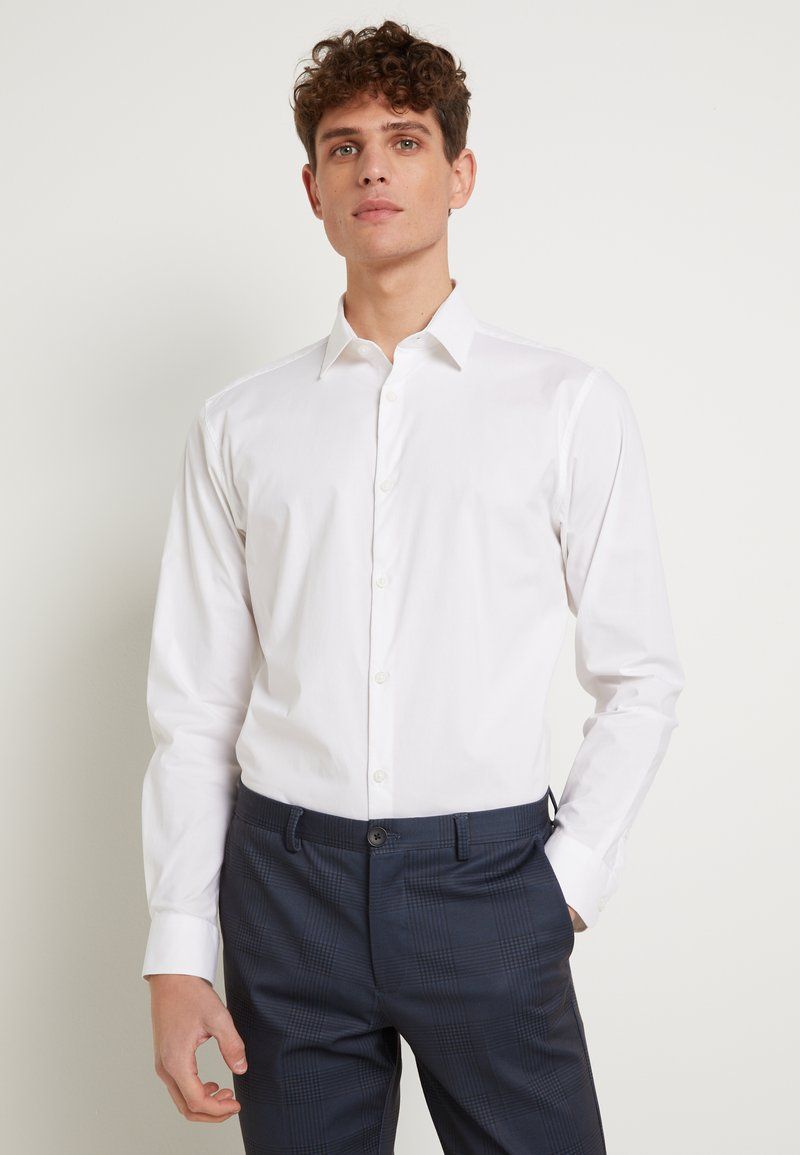 Selected Homme - SLHSLIMBROOKLYN - Camicia elegante - bright white