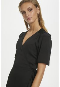 Soaked in Luxury - SL KARVEN - Korte jurk - black - 2