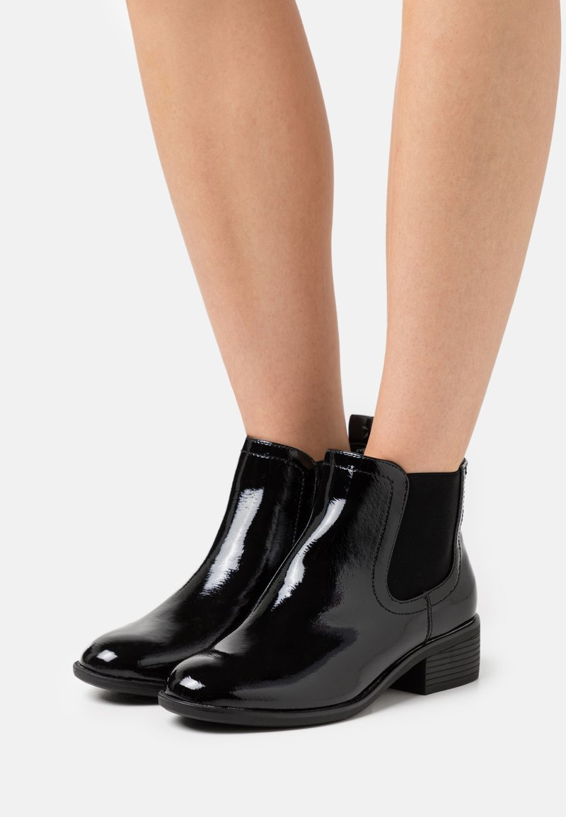 Dorothy Perkins - MAPLE CHELSEA - Ankle boots - black