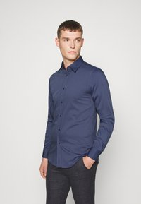 Benetton - Formal shirt - blue - 0