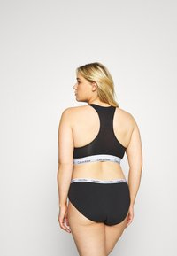 Calvin Klein Underwear - CAROUSEL PLUS SIZE 3 PACK - Briefs - black/white/grey heather - 2