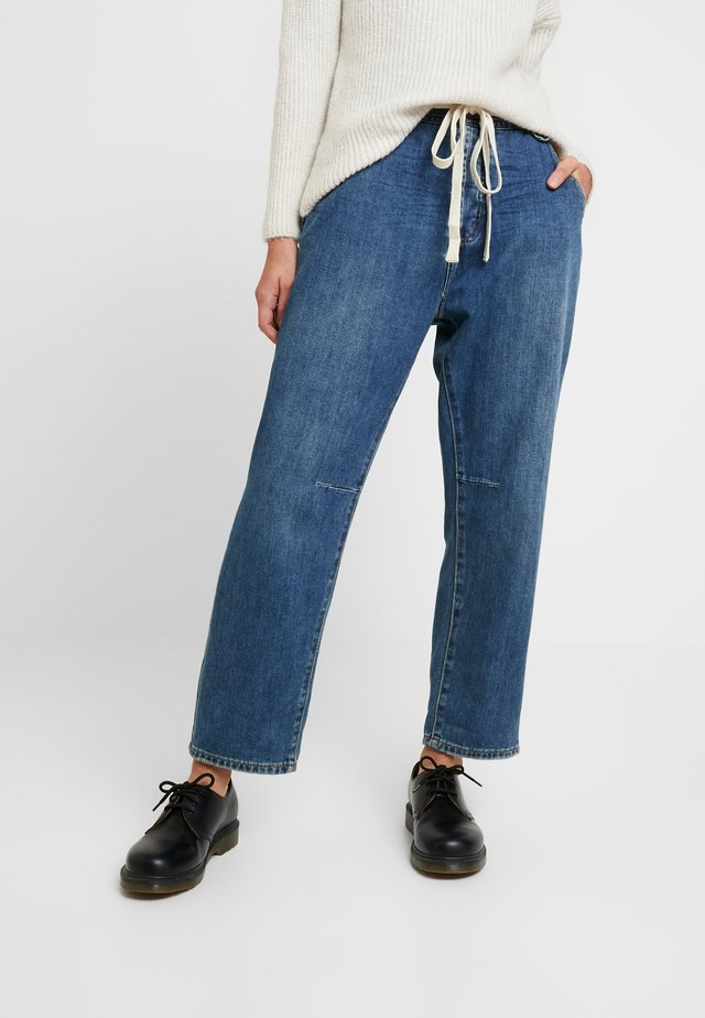 SAFARI - Jeans relaxed fit - dirty indigo