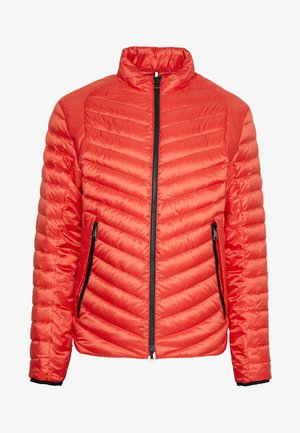 DERRY - Down jacket - red