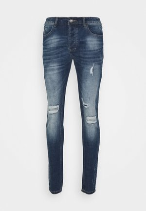 SELBOURNE CARROT FIT BLUE JEANS - Jeans Relaxed Fit - blue