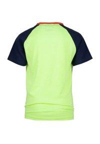 Vingino - Print T-shirt - chill yellow - 1