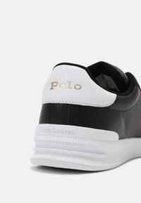 Polo Ralph Lauren - Tenisky - black/white - 4