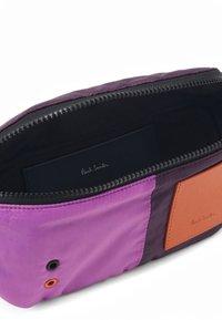 Paul Smith - WAIST BAG - Ledvinka - purple - 2