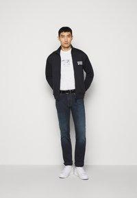 Emporio Armani - Straight leg jeans - blue - 1