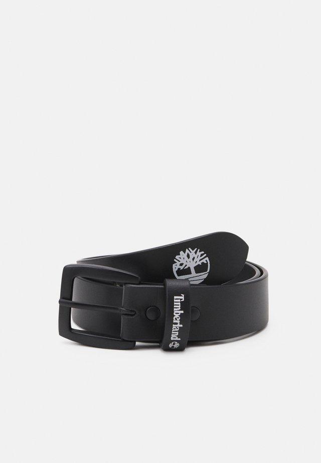 BELT UNISEX - Cintura - black
